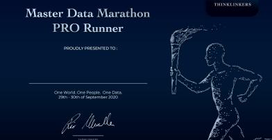 Master Data Marathon Promo